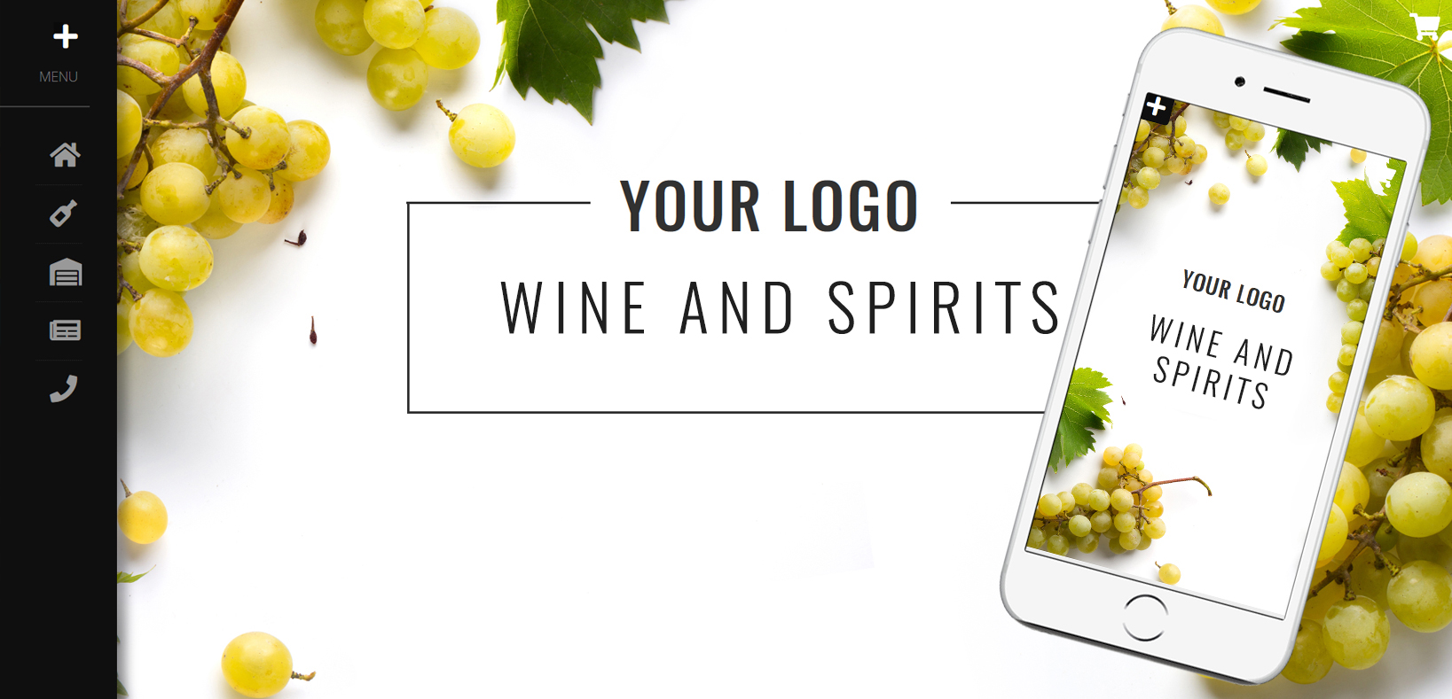 wine web designer